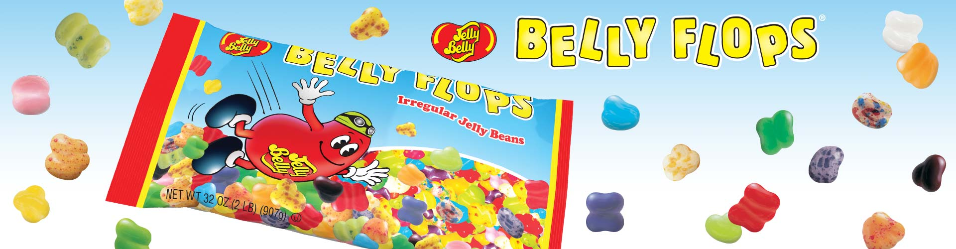 Jelly Belly Belly Flops
