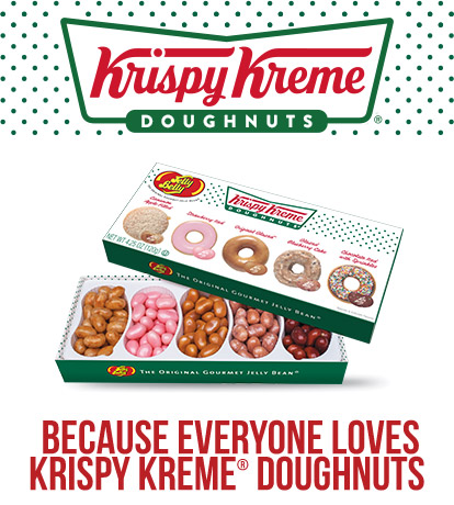 Jelly Belly Krispy Kreme