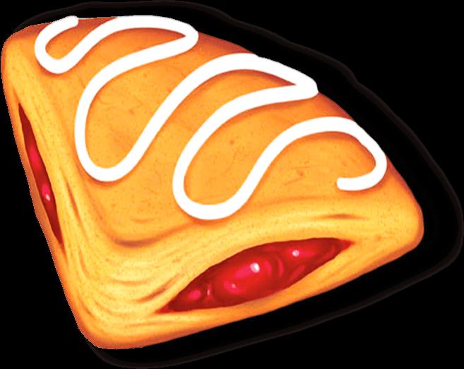 Cherry Pastry