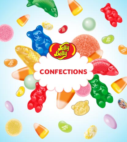 Confections from the Makers of Jelly Belly