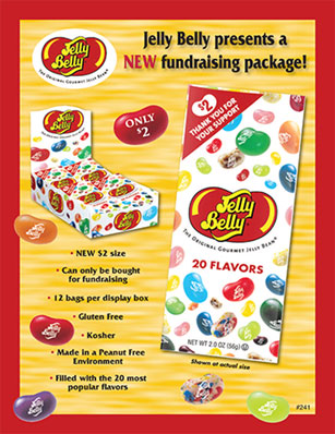 Jelly Belly Sales Brochure