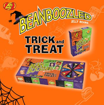 Jelly Belly Halloween BeanBoozled product page