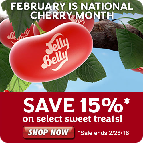 25% OFF Cherry Candy