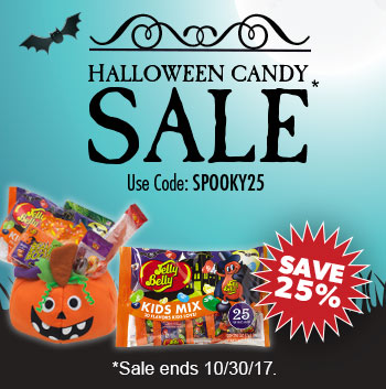 Jelly Belly Halloween Candy product listing page