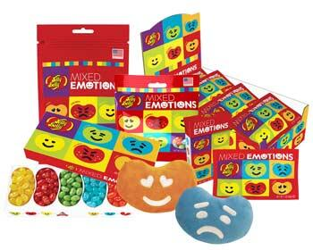 Mixed Emotions product listings page