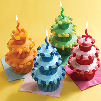 Party Perfect Cupcakes Recipe