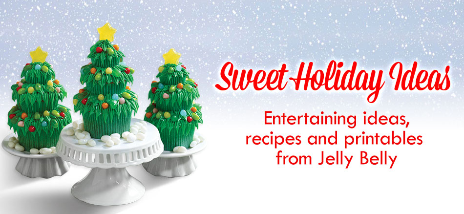 Holiday & Christmas Party Ideas from Jelly Belly
