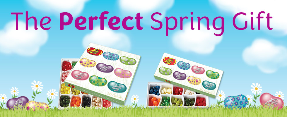 Jelly Belly Easter Gift Boxes
