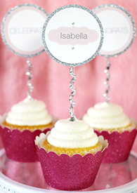 Birthday Bling Printables