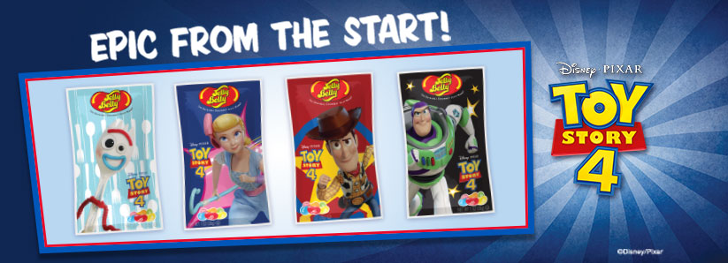 New Toy Story 4 Collection